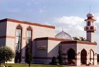 Halton Islamic Association Mosque - Каталог «HalalGuide»
