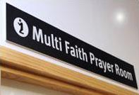 Birmingham International Airport Multifaith Room - Каталог «HalalGuide»