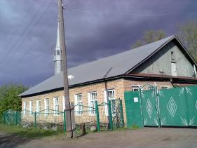 Mosque in Baiganin district of - Directory «HalalGuide»