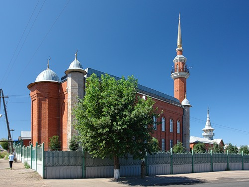 The Cathedral mosque of Izhevsk - Directory «HalalGuide»