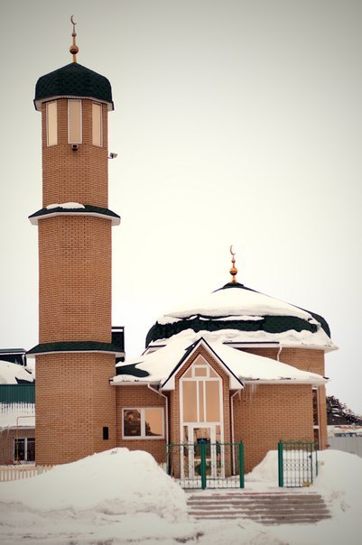 The Mosque Chishma - Directory «HalalGuide»