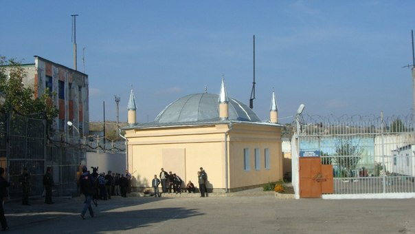 The mosque in Simferopol penal colony No. 102 - Directory «HalalGuide»
