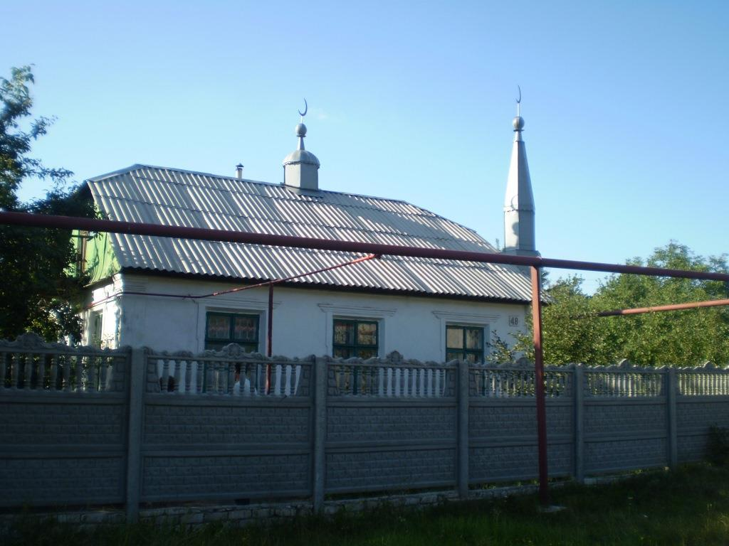 "The mosque of the city Stahanov (community ""ANNur"") - Directory «HalalGuide»"