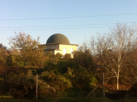 The mosque of the village Topoly - Directory «HalalGuide»