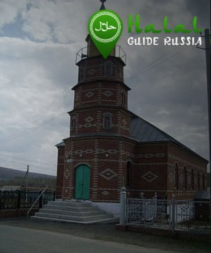 The mosque in Temyasovo - Directory «HalalGuide»
