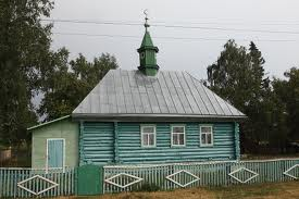 The mosque in the village of Maxim Gorky - Directory «HalalGuide»