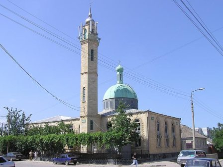 The mosque on Gagarin - Directory «HalalGuide»