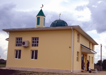 Mosque in Panahes - Directory «HalalGuide»