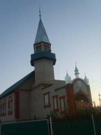 The mosque in the Tatar Karamali - Directory «HalalGuide»