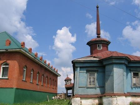 The mosque in Engurazova - Directory «HalalGuide»
