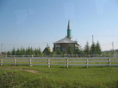 The mosque in the Tatar Malojaz - Directory «HalalGuide»