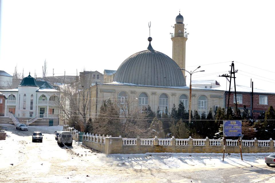 The mosque named Sheikh Abdurahman Suguri - Directory «HalalGuide»