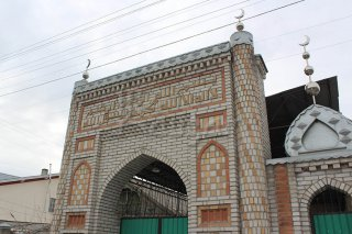 The mosque named Hazrat Umar - Directory «HalalGuide»
