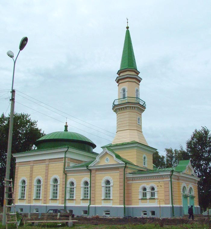 The mosque named Nigmatullin Haji - Directory «HalalGuide»