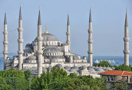 The blue mosque - Directory «HalalGuide»