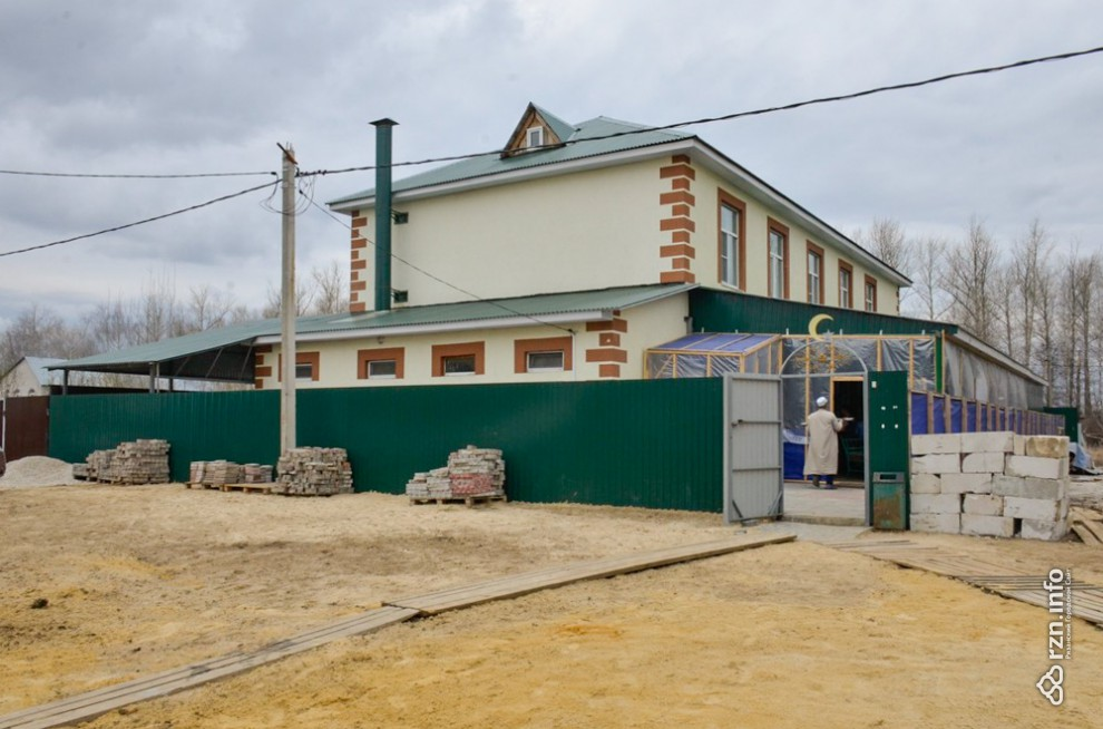 The mission house in Ryazan - Directory «HalalGuide»