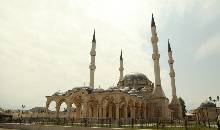 The Central mosque named after Vahi Jemeljanova - Directory «HalalGuide»