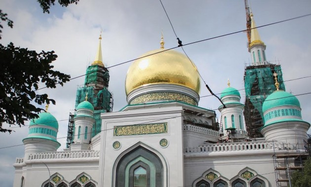 Moscow Cathedral Mosque - Directory «HalalGuide»