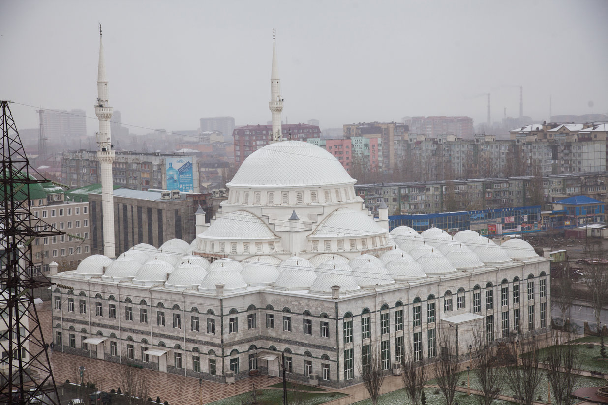 The Central Juma mosque - Directory «HalalGuide»