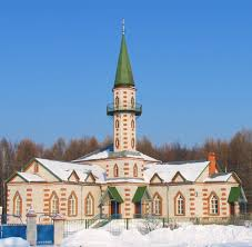 The mosque in the village of Vysokaya Gora - Directory «HalalGuide»