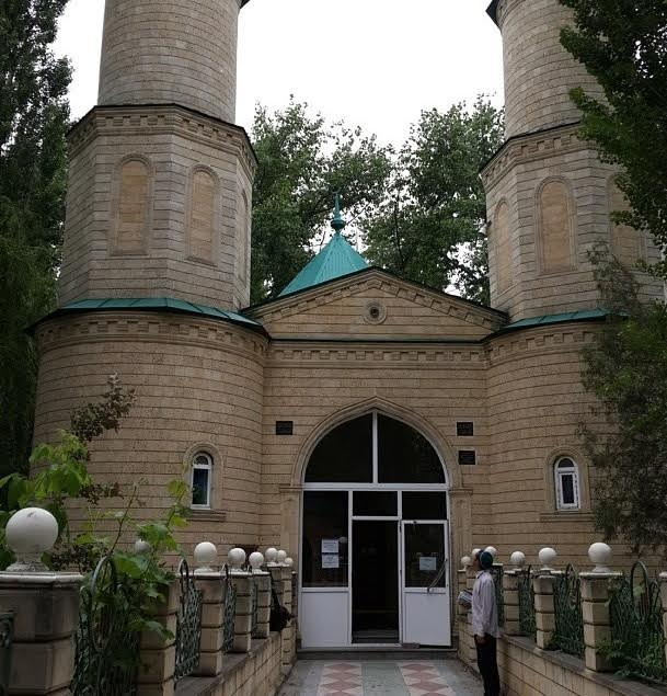 The mosque in the Central hospital  - Directory «HalalGuide»