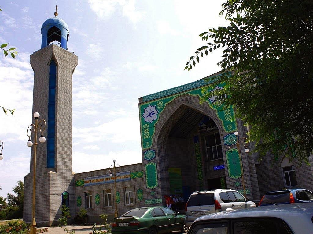 The mosque of the Ball Kazhy Karaganda - Directory «HalalGuide»